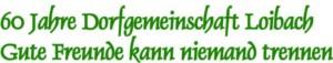 Dorfgemeinschaft 60 logo_schriftzug